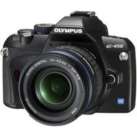 Olympus E-450 Body Only Digital Camera