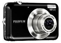 Fuji Film USA FinePix JV100 Black Digital Camera