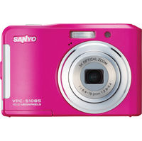 Sanyo VPC-S1085 Digital Camera