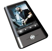 Coby MP837  8 GB  MP3 Player