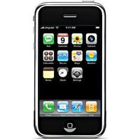Apple iPhone Black  16 GB  Smartphone