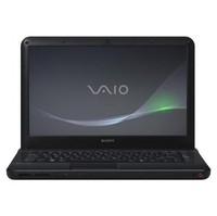 Sony VAIO VPCEA2QGX BI I5-540M 2 53G 6GB 500GB DVDRW 14IN W7P 1YR PC Notebook