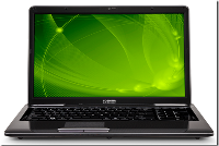 TOSHIBA Satellite L675-S7018 NoteBook Intel Core i3 350M 2 26GHz  17 3  4GB Memory 500GB HDD 5400rpm     PSK3AU00Q014