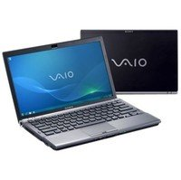 Sony VAIO Z12JHX X Core i7-620M 2 66GHz 4GB 512GB SSD BR-DVD abgn BT GNIC Ver FR WC 13 1  FHD W7U64 Black PC Notebook