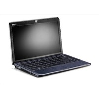 MSI U230-086 12 1-Inch Netbook - Black  816909074444