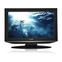 Sharp LC32DV28UT 32 in  LCD TV DVD Combo
