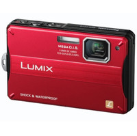 Panasonic Lumix DMC-TS10 Digital Camera