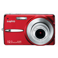Sanyo Xacti VPC-X1200 Digital Camera