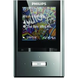 Philips SA2VBE  4 GB  MP3 Player