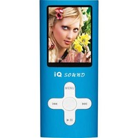 Supersonic IQ-4700  4 GB  MP3 Player