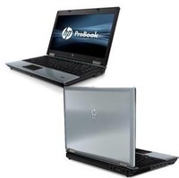 Hewlett Packard 6550B CI5 2 4 15 6 4GB-320GB DVDR WLS CAM W7P  WZ241UTABA  PC Notebook