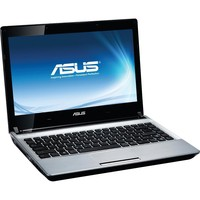ASUS U30JC-B1 13 3-Inch Laptop - Silver PC Notebook