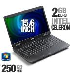 Acer Aspire AS5334-2153 LX PVT02 005 Notebook PC - Intel Celeron 900 2 20GHz  2GB DDR3  250GB HDD  D