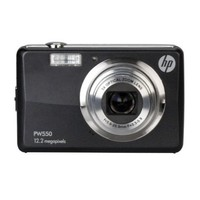 Hewlett Packard PW550 Digital Camera