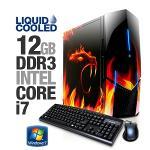 iBUYPOWER Chimera LX10SLC Gaming Desktop PC - Intel Core i7 930 2 8GHz  12GB DDR3  1 5TB HDD  ATI Ra