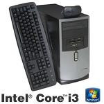 Systemax SYX Venture VXQ7 Business Desktop PC - Intel Core i5 650 3 2GHz  Genuine Windows 7 Professional 64-b     SYX3071