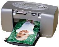 Hewlett Packard Photosmart 100 InkJet Printer