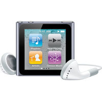 Apple iPod Nano sixth Generation 8GB