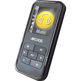 Archos 15 Vision  4 GB  MP3 Player