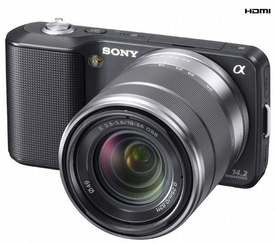 Sony NEX3K S Digital Camera with 18-55mm lens