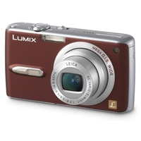 Panasonic DMC-FX75S Digital Camera