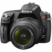 Sony Alpha DSLR-A290 Digital Camera