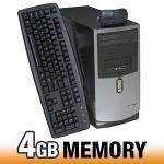 Systemax Venture VXQ9 Desktop PC  SYX3077