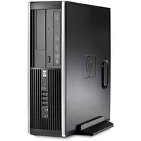 Hewlett Packard SMART BUY 8100E SFF I3540 250GB 2GB DVDRW W7P 32  VS809UTABA  PC Desktop