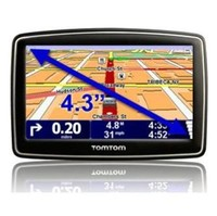 TomTom XL 350T 4 3 in  Car GPS Receiver