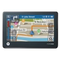 Motorola Motonav TN555 GPS Receiver