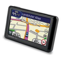 Garmin NUVI 1390 4 4 in  Car GPS Receiver