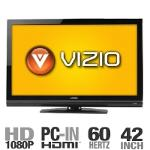 Vizio E420VA 42 in  HDTV LCD TV