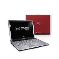 Dell XPS M1330 Laptop, Crimson Red, Ultra Slim 13.3 In Widescreen WXGA, Vista Business, Intel Core 2... (883585946730) PC Notebook