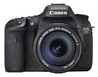 Canon EOS 7D Digital Camera with 50mm lens