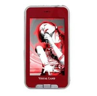 Visual Land V-Touch Pro  8 GB  MP3 Player