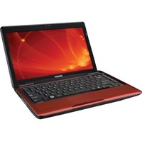 Toshiba Satellite L635-S3040RD 13 3  Notebook PC - Helios Red  PSK00U05N02X