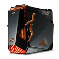 Acer Predator AG7750-U3222 Extreme Gaming Desktop - Orange Black  PTSDE02032