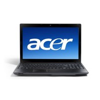Acer Aspire AS5742-7120 Notebook PC -i3-370M  HM55  NLED15 6WXGAG  UMA Video  HDMI  4GB  SODIMM DDR3     LXR4F02002