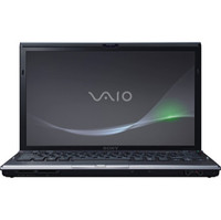 Sony VAIO Z Series Black Notebook Computer - VPCZ137GX B