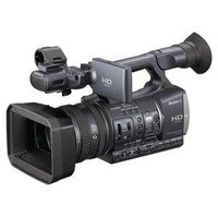 Sony HXR-NX5E High Definition Camcorder Delivered with remote control