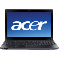 Acer AS5552-3036 15 6-Inch Laptop  Mesh Black   LXR4402053  PC Notebook