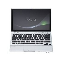 Sony VAIO R  VPCZ133GX S 13 1  Notebook PC - Silver