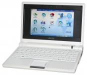 Asus Eee PC 4G (white) LAPTOP