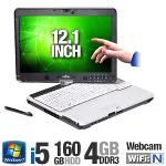 Fujitsu LifeBook T730  XBUY-T730-W7-005  Tablet PC Intel Core i3 370M 2 40GHz  12 1  Wide XGA 2GB Me    PC Notebook