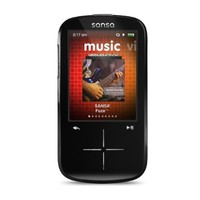 SanDisk Fuze +  16 GB  MP3 Player