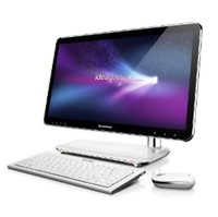 Lenovo IdeaCentre A310 40732DU 21 5 Desktop PC  Intel Pentium P6100  2 0GHz   4GB DDR3 Memory  320GB