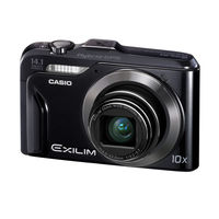 Casio Exilim EX-H20G Digital Camera