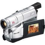 JVC GR-SXM37 S-VHS Analog Camcorder