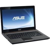 ASUS N82JQ-B2 14-Inch Laptop - Dark Brown PC Notebook