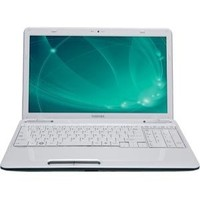 Toshiba Satellite Helios White 15 6  L655D-S5110WH Laptop PC with AMD Phenom II Quad-Core Mobile Pro     883974584246  PC Notebook